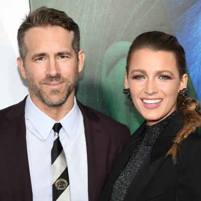 Ryan Reynolds már bánja, hogy egy ültetvényen vette el Blake Lively-t