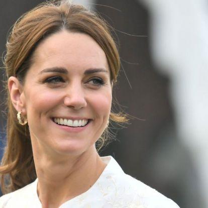 Katalin hercegné új szettjével bebizonyította, hogy egy nyári ruha is lehet rendkívül elegáns