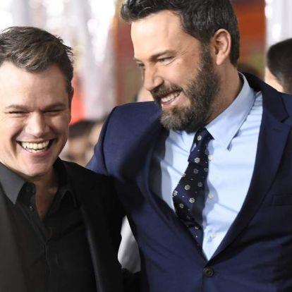 Ebből házasság lesz! Ben Affleck Matt Damonnak is bemutatta a barátnőjét