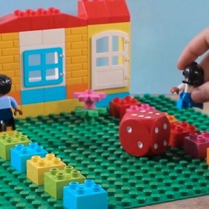 50 játékötlet LEGO Duplo kockákkal