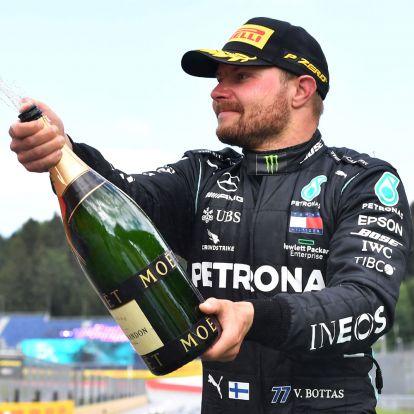 F1: Hivatalos, Bottas szerződést kapott