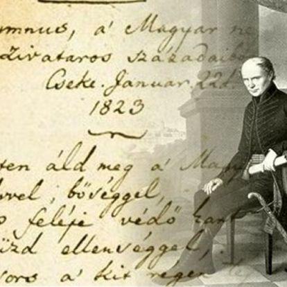 230 éve született Kölcsey Ferenc