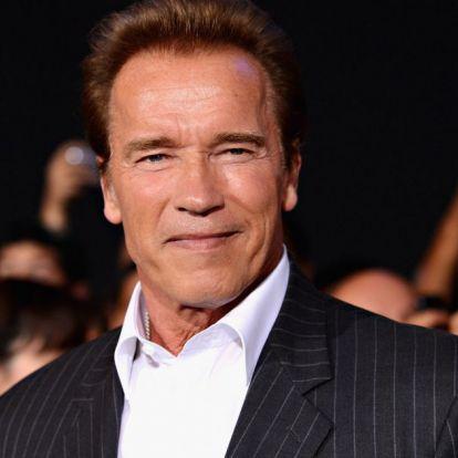 Arnold Schwarzenegger fia 22 évesen beleunt hatalmas túlsúlyába