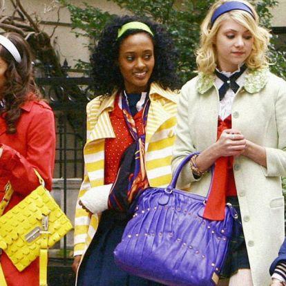 A Gossip Girl szürke kisegeréből igazi bombacsaj lett