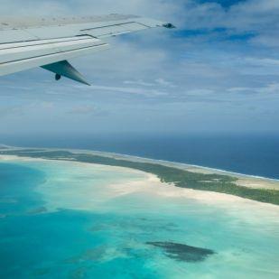 A klímaváltozás miatt megemelnek egy szigetországot