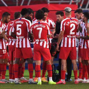 Ketten koronavírusosak az Atlético Madrid stábjában, az egyik biztosan egy játékos