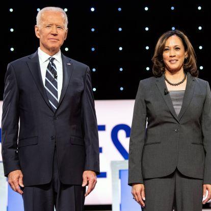 Egy fekete nő, név szerint Kamala Harris lesz Joe Biden alelnök-jelöltje