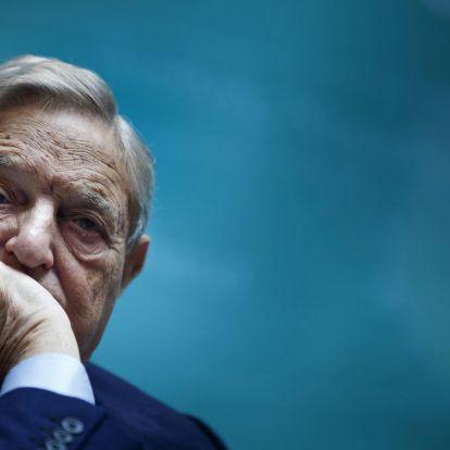 Soros György: Magyarországot elfoglalta az Európai Unió egyik legnagyobb belső ellensége