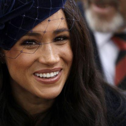 Hertuginne Meghan bryter kongelig tradisjon: – Vet hvordan det føles å ikke ha en stemme