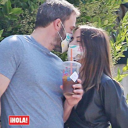 Risas, confidencias y mucho amor en el primer verano de Ana de Armas con Ben Affleck