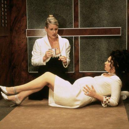 Emlékszel még A dadus sorozat gonosz, szőke C.C. Babcock karakterére? Így él most a színésznő!
