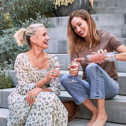 Cameron Diaz's Wine Brand Avaline Aims To Bring Some Transparency (& Fun) To The Industry