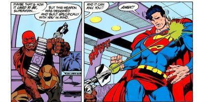 [DCF] Az Öngyilkos Osztag: Idris Elba karaktere tényleg lelőtte Supermant a képregényekben