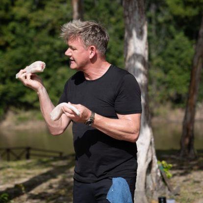 """Gordon Ramsay: """"Nem titkoltam el a bizonytalanságomat"""""""