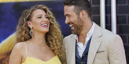 El curioso 'regalo' de Ryan Reynolds a Blake Lively por su cumpleaños