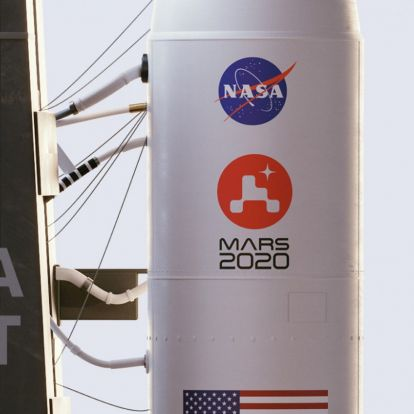 This week, Rolls-Royce had a rebrand and NASAs Mars mission got a logo