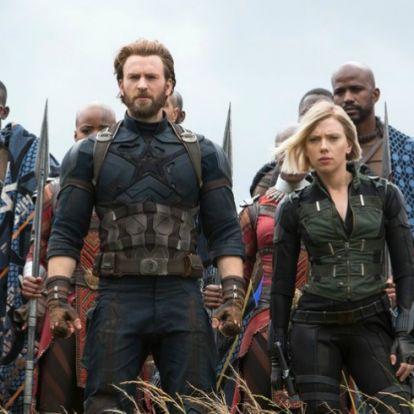 Így búcsúztak a Marvel színészei a Fekete Párduc sztárjától
