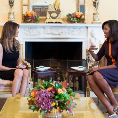 - Melania Trump stilte krav før hun flyttet inn på Obamas gamle soverom