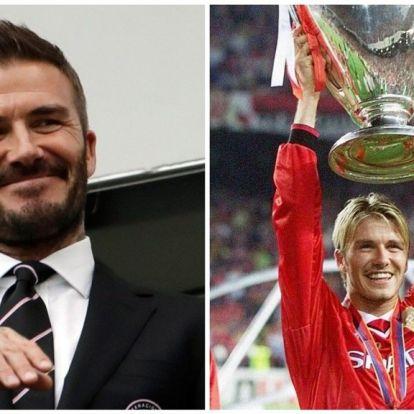 Ryktes at David Beckham vil ta over Michael Jordan-suksessen