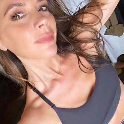 Hay una romántica razón por la que Victoria Beckham se ha saltado su dieta después de 20 años