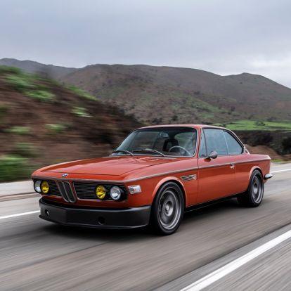 Csodálatos a Vasember egyedi BMW 3.0 CS-e