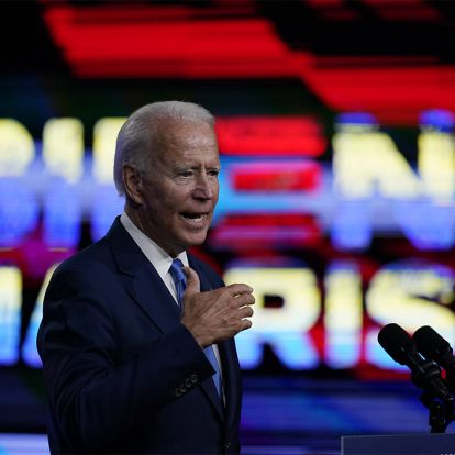 Biden pins school reopening chaos on Trump as FEMA denies assistance
