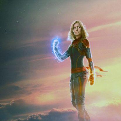 Brie Larson annyira introvertált, hogy többször is dobta a Marvel Kapitány főszerepét