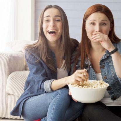A legjobb filmek, ha tévé mellett lazítanál