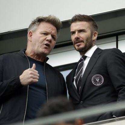 David Beckhams nye klubb forhandler med eks-Chelsea-spiss