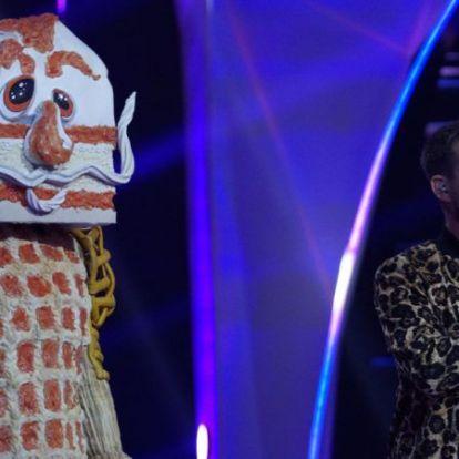 Álarcos énekes: Fluor Tomit rejtette a Süti álarc
