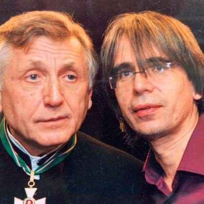 """""""Az Oscar-díját a wc-ben tartotta"""" – Jiří Menzelről barátja, Szabó G. László mesélt"""