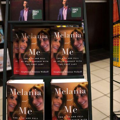 Végeredményben Melania is csak egy Trump