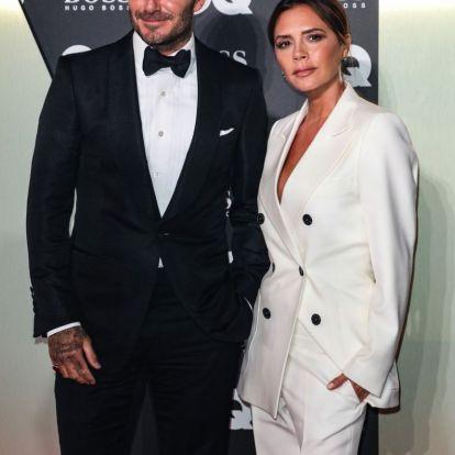 Beckhamék is elkapták a koronavírust