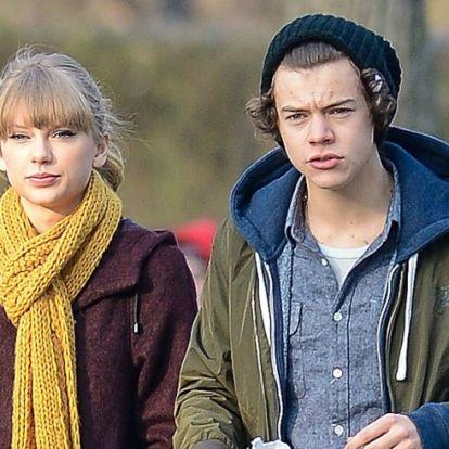 Ezt gondolja Harry Styles arról, hogy Taylor Swift dalokat írt róla