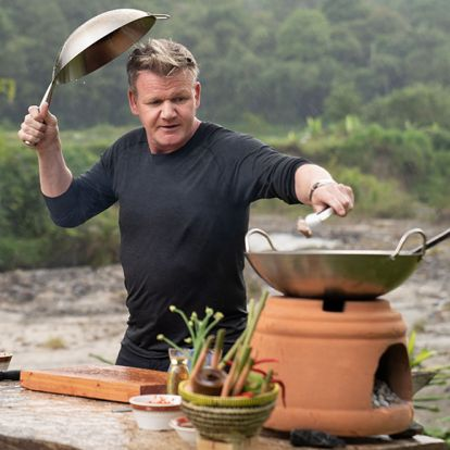 Gordon Ramsay Uncharted recipes: Delicious dishes from the new TV series