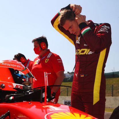 F1: Schumacherért lobbizik a német pálya