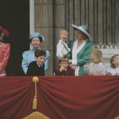 Így vált grimaszkirály kisfiúból gondoskodó apukává a szülinapos Harry herceg