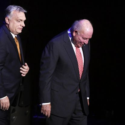 Távozik Budapestről David Cornstein amerikai nagykövet
