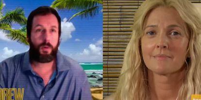 Drew Barrymore y Adam Sandler vuelven a tener '50 primeras citas' 16 años después