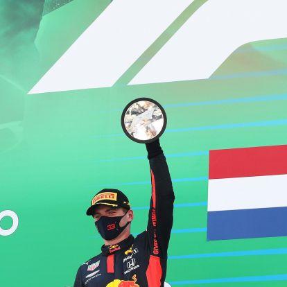 F1: Verstappen az összes létező rekordot megdöntheti