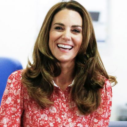 Kate Middleton's £85 Earrings Go Perfectly With Her Face Mask