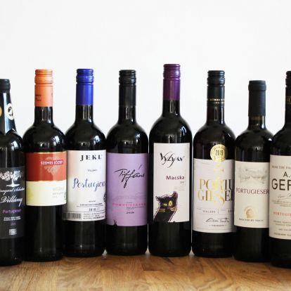 Nagy portugieser bor teszt