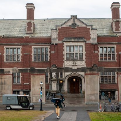 Education Department investigates Princeton for admitting 'systemic racism' on campus