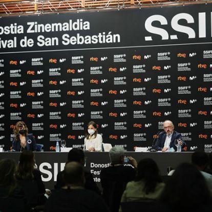 Woody Allen inaugura San Sebastián con su película sobre el Festival protagonizada por Elena Anaya