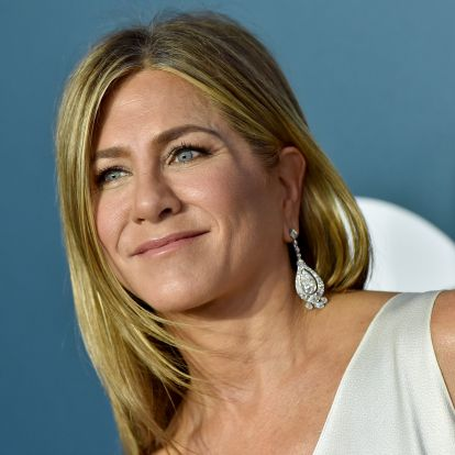Jennifer Aniston's Glasses From Her Zoom Reunion With Brad Pitt Are Almost As Epic As The Moment Itself