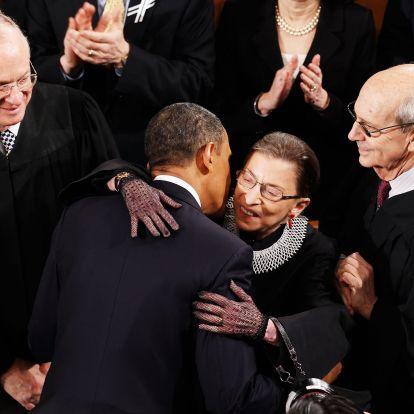 Az utolsó szuperhős is elhunyt: Ruth Bader Ginsburg többet tett a nőkért, mint talán bárki a világban