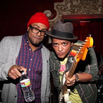 De hova tűnt Bruno Mars?