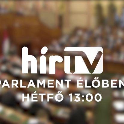 Megkezdi őszi ülésszakát a parlament - élőben a HírTV műsorán
