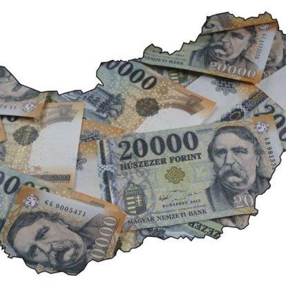 360 forintnál is többe kerül egy euró