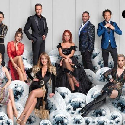 Október 10-től szombat esténként jön a TV2 táncos showműsora
